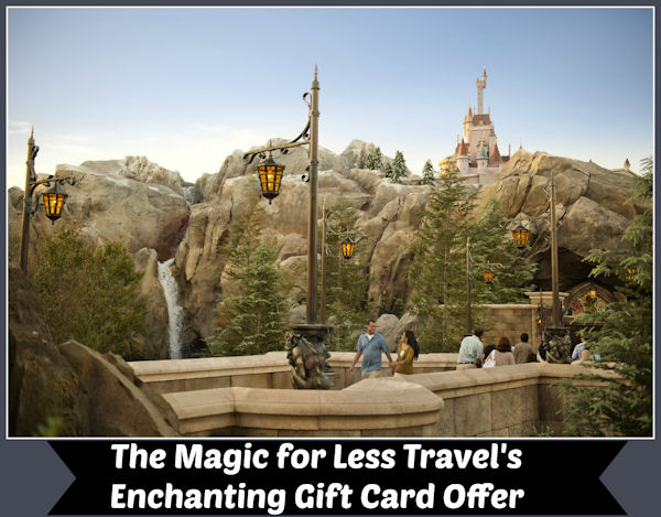 Walt Disney World Vacation Package Gift Card Offer From The Magic For Less Travel