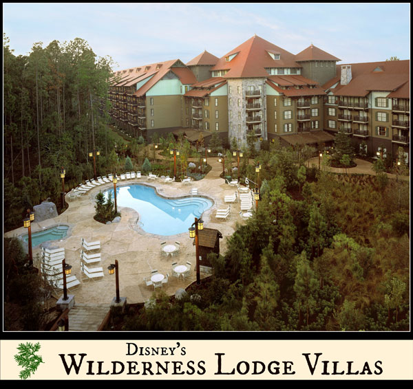 Boulder Ridge Villas At Disney S Wilderness Lodge The