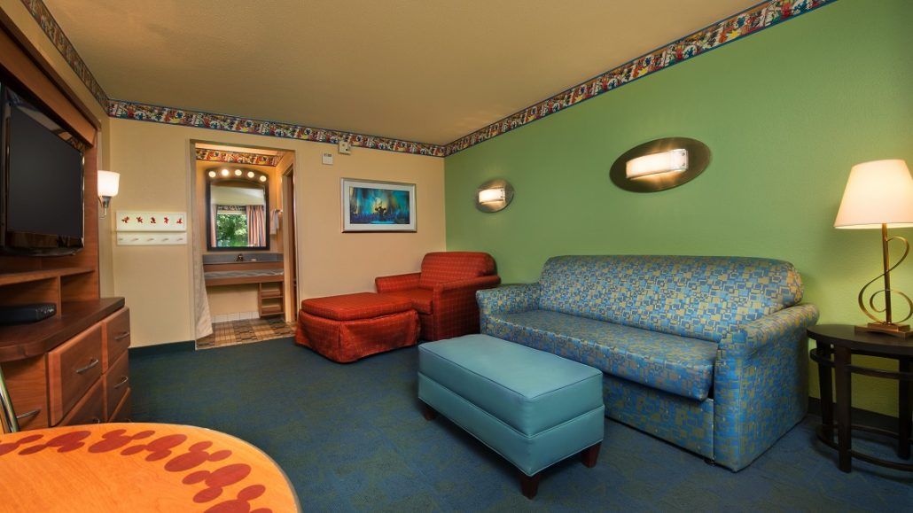Disney S All Star Music Resort The Magic For Less Travel
