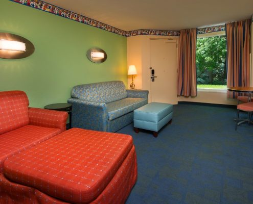 Disney's All Star Music Resort Family Suite