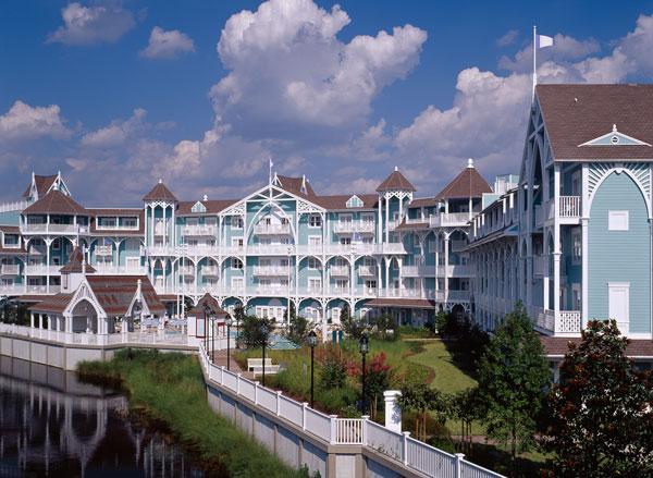 Seasons and Rates at Disney's Beach Club Villas
