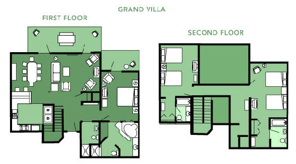 Grand Villa Layout