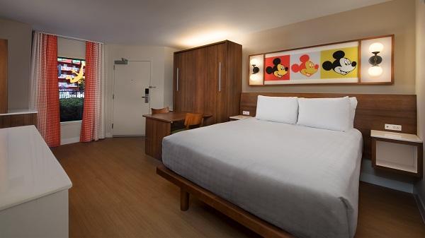 Disney's Pop Century Resort Standard Room