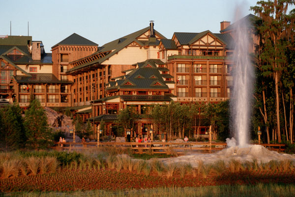 Nighly and Season Room Rates at Disney's Wilderness Lodge