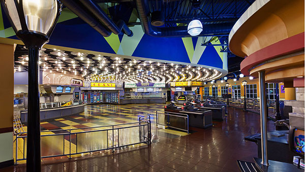 World Premiere Food Court at Disney's All-Star Movies Resort