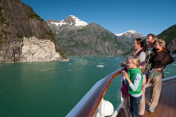 Alaska and Pacific Coast Disney Cruise Line Itineraries