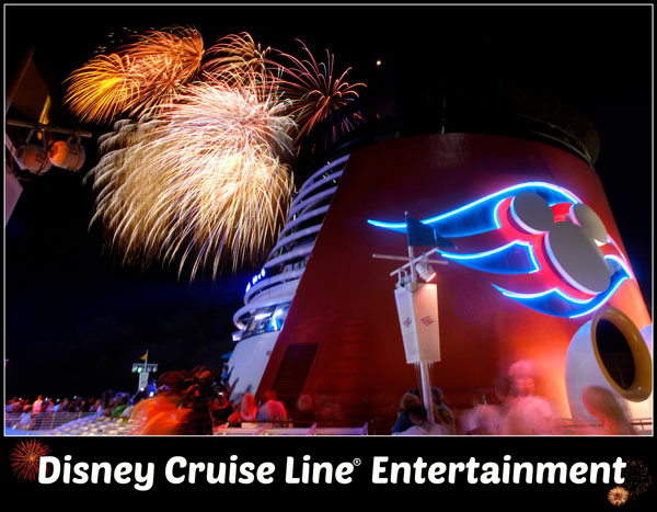 Entertainment on Disney Cruise Line