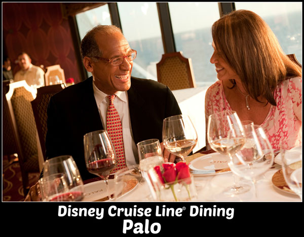 Palo - Disney Cruise Line Dining