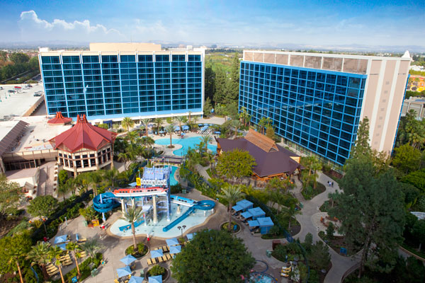 Marriott Hotels Near Disneyland