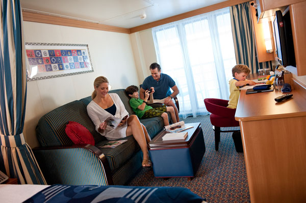 Dream And Fantasy Staterooms Disney Cruise Line The