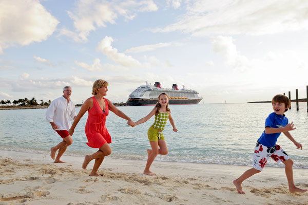 Disney Cruise Line Bahamian Cruise Itineraries