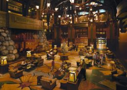 Disney's Grand Californian Hotel Great Hall
