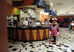 PCH Grill at Disney's Paradise Pier Hotel