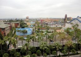 Disney's Paradise Pier Hotel - View from the room
