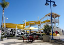 California Streamin' Water Slide at Disney's Paradise Pier Hotel