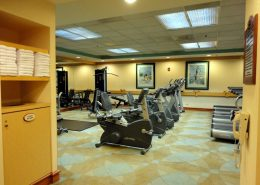 Team Mickey's Workout Room at Disney's Paradise Pier Hotel