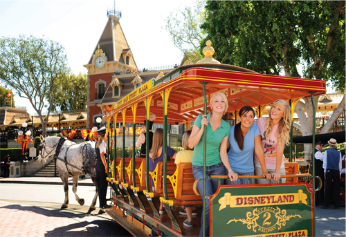 Disneyland Resort Vacation Packages