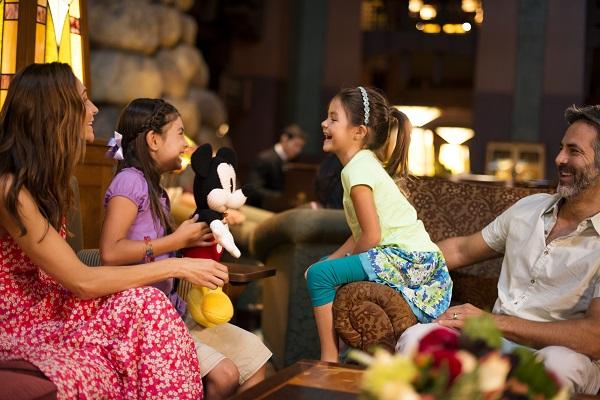 Disney's Grand Californian Hotel® & Spa at Disneyland Resortl
