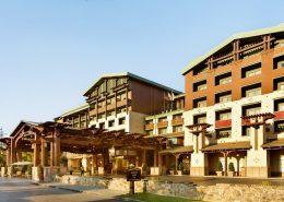 Disney's Grand Californian Hotel® & Spa - Exterior