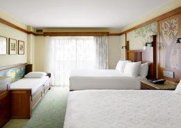 Disney's Grand Californian Hotel® & Spa - Standard View 2 Queen Beds