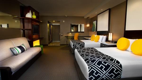 Guest Room Disney's Contemporary Resort