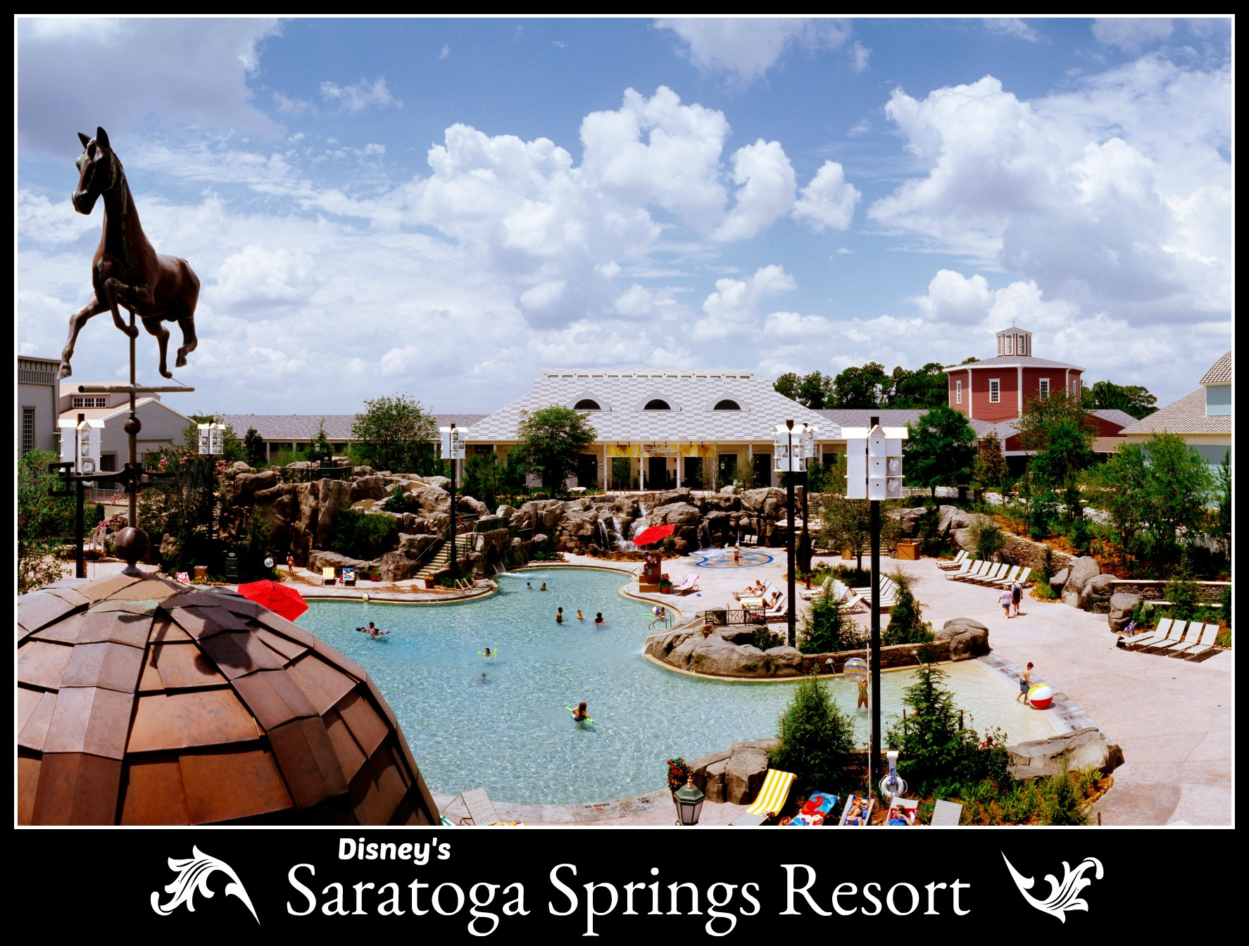 Disneys Saratoga Springs Resort and Spa  The Magic For