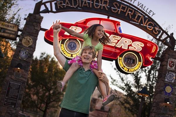 Disney California Adventure Theme Park