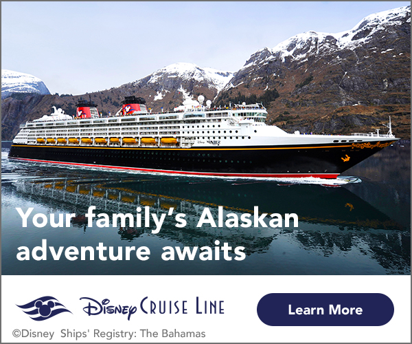 Disney Cruis Line Alaska Adventures
