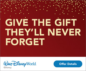 Walt Disney World Offer
