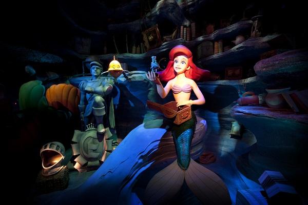 The Little Mermaid Ariel's Undersea Adventure