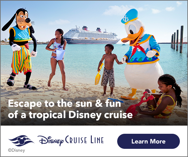 Disney Cruis Line Offer