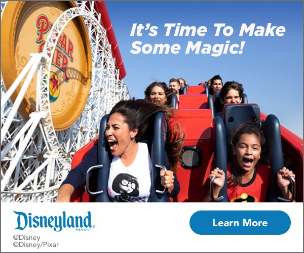 Disneyland Resort Offer