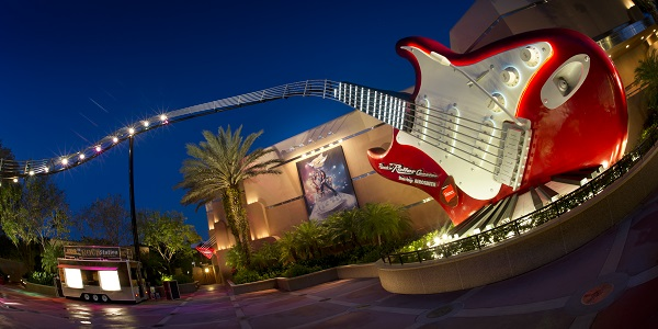 Walt Disney World - DHS - Rock 'n' Roller Coaster