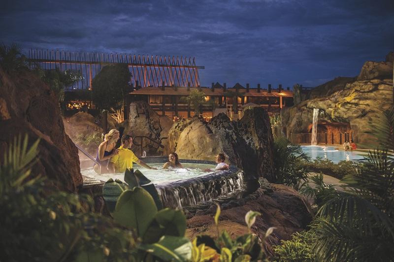 Polynesian Village Resort Pool