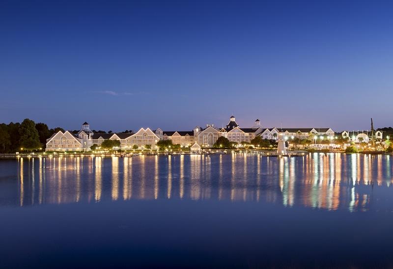 Disney's Yacht Club Resort at Walt Disney World